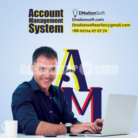 account management system - 1/1