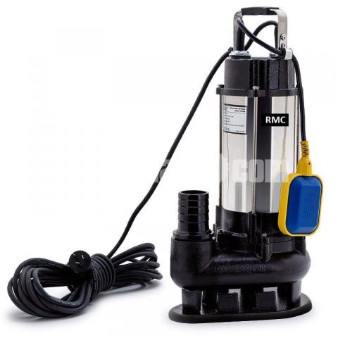 Mud Pump -1 HP- RMC - 1/2