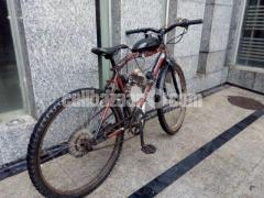 Cycle/motorcycle