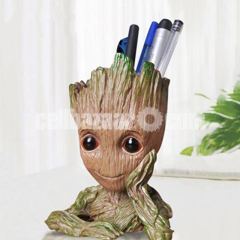 Pen holder Or plants, flowers pot - 1/3