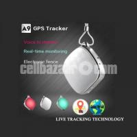 GPS Tracker Mini Live Tracking Device with Voice Monitoring System