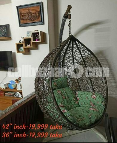 Swing chair bd - 8/10