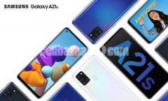 Samsung Galaxy A21s 4GB RAM 64GB ROM Official Warranty Samsung Bangladesh