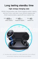 Awei T20 Touch Earbuds Control Wireless Sports Headset TWS with Charging Case