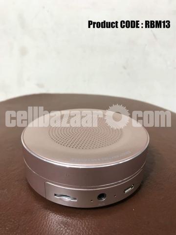 "BRAND NEW ""REMAX RB-M13"" Wireless Speaker - 2/2"