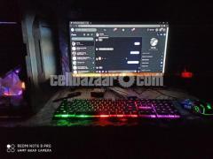 Asus Gaming Pc Set