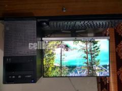 ***** Full computer set, HP dell ***** - Image 2/6