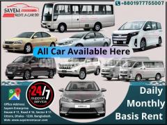 Monthly Rent A Car