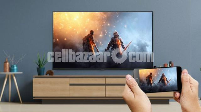 55 inch X7500H SONY BRAVIA 4K ANDROID VOICE CONTROL TV - 1/4