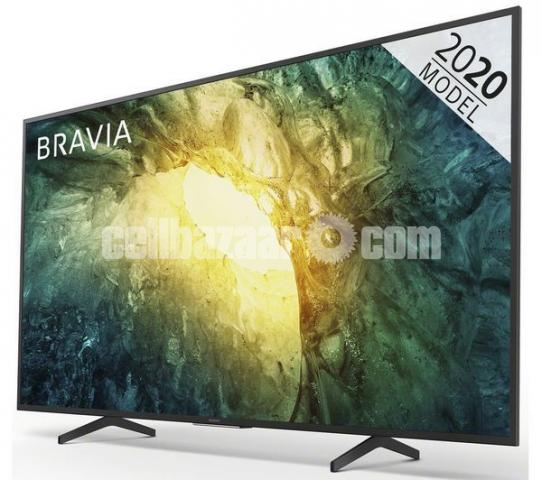 55 inch X7500H SONY BRAVIA 4K ANDROID VOICE CONTROL TV - 2/4