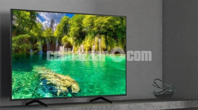 55 inch X7500H SONY BRAVIA 4K ANDROID VOICE CONTROL TV - 3/4