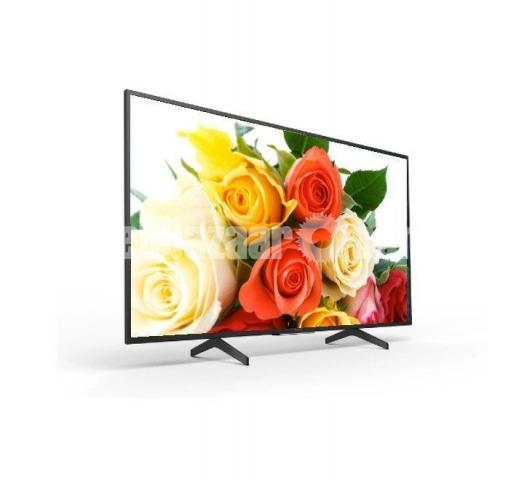 55 inch X7500H SONY BRAVIA 4K ANDROID VOICE CONTROL TV - 4/4