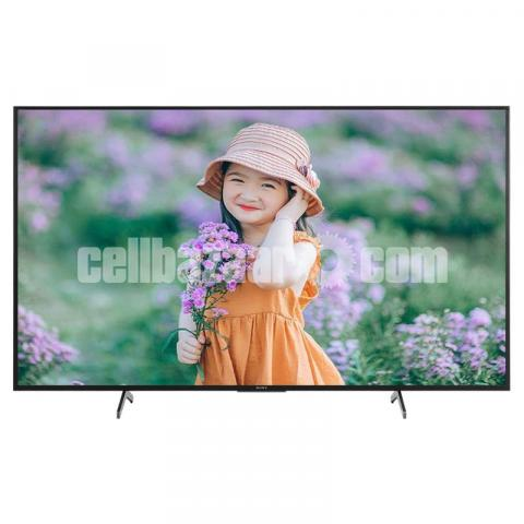 SONY BRAVIA 65 inch X7500H 4K ANDROID VOICE CONTROL TV - 1/4