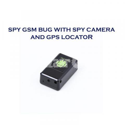Mini GPS Tracker GPRS GPS Locator Voice Monitor with Recording Track Map Location - 3/7