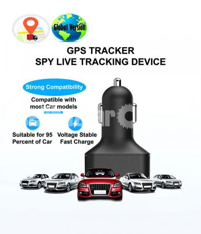 Mini GPS Tracker GPRS GPS Locator Voice Monitor with Recording Track Map Location - 5/7