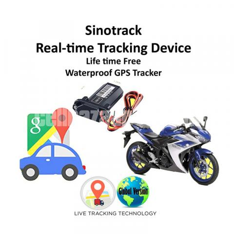 GPS Tracker Car Charger Live Tracking Device with Voice Monitoring System - 5/7