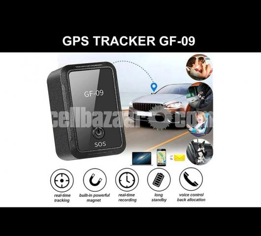 GPS Tracker Car Charger Live Tracking Device with Voice Monitoring System - 6/7
