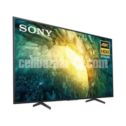 SONY BRAVIA 85 inch X8000H 4K ANDROID VOICE CONTROL TV - 4/4
