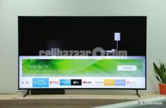 SAMSUNG 55 inch Q900R QLED 8K VOICE CONTROL TV