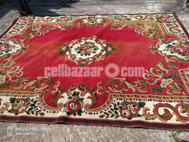 Big size Carpet - 4/6