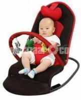 Baby Rocking Chair With Adjustable Angle And Safety