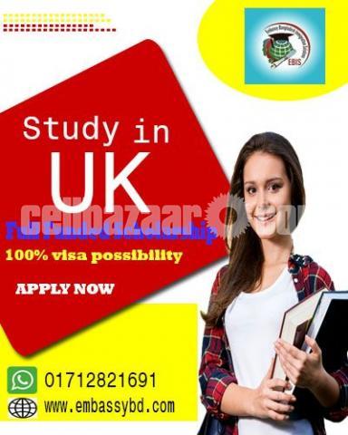Study in UK - 1/1