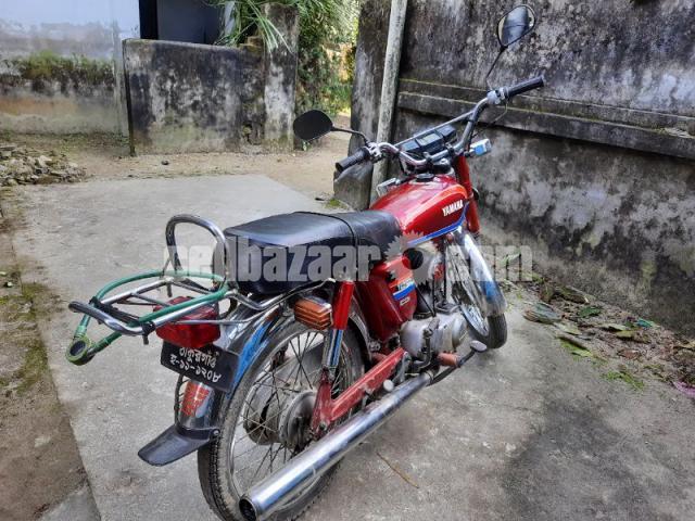 Yamaha CDI 100cc - 1/5