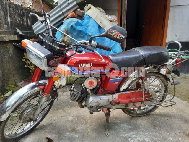 Yamaha CDI 100cc - 2/5