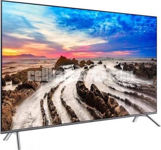 55 inch TU7000 SAMSUNG CRYSTAL 4K UHD TV - 3/4