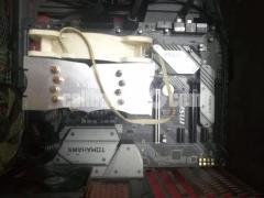 MSI Z390 + i5 8400 + 16gb 2400hz ram + powersupply 650w