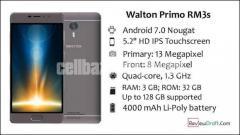Walton primo rm3s