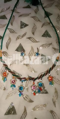 Gorgeous necklace set - 1/5