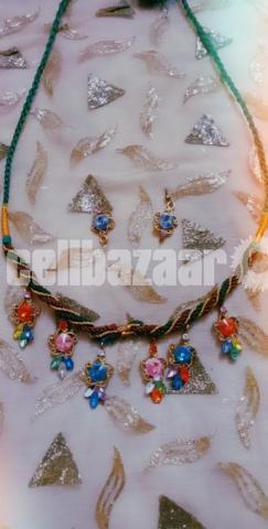 Gorgeous necklace set - 2/5