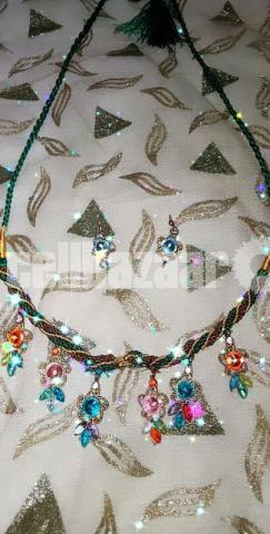 Gorgeous necklace set - 5/5