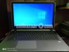 HP core i3 6th gen RAM 8GB HDD 1TB SSD 120GB
