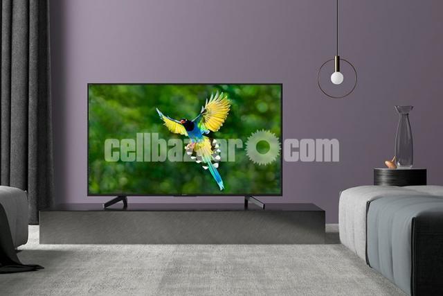 55 inch X7000G SONY BRAVIA 4K HDR TV - 2/4