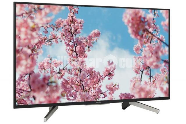 55 inch X7000G SONY BRAVIA 4K HDR TV - 3/4