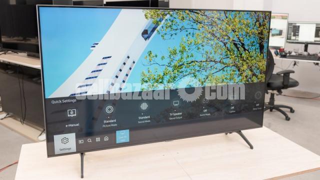 SAMSUNG 55 inch TU7000 CRYSTAL UHD 4K TV - 4/5