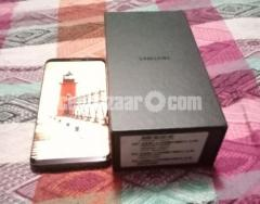 Samsung S8 new condition with box