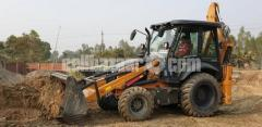 Case Backhoe Loader