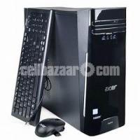 Desktop Dual Core New PC With 1 Year Warranty