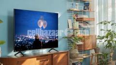 SAMSUNG 55 inch TU8000 CRYSTAL 4K VOICE CONTROL TV