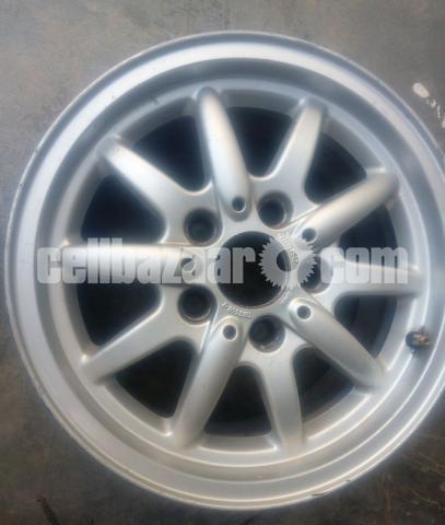 BMW Car Ring - 3/5