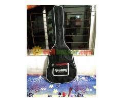 new Acoustic guiter with bag - Image 4/5