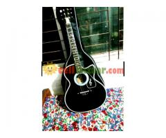new Acoustic guiter with bag - Image 5/5