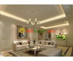 Ceiling design & decoration