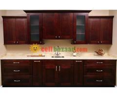 Special kitchen cabinet interior solution