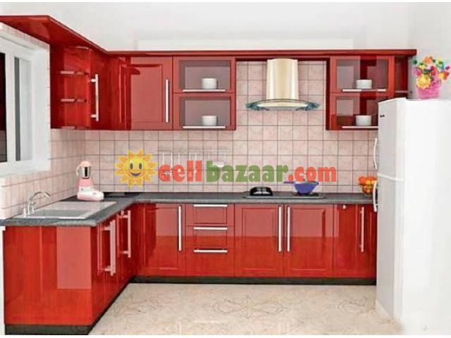 Special Kitchen Cabinet Interior Solution Dhanmondi Cellbazaar Com Buy Sell Property Jobs In Bangladesh