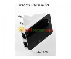 300mbps mini Router