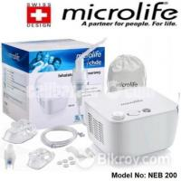 Microlife Nebulizer Compressor